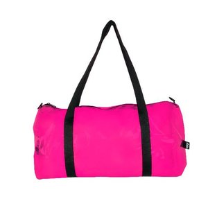 TRANSPARENT Pink Weekender