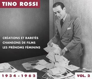 Anthologie 1934-1962 Vol.2-Cr?ations Et Raret?s