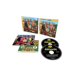 Sgt.Pepper\'s Lonely Hearts Club Band (Dlx. Anniv.)