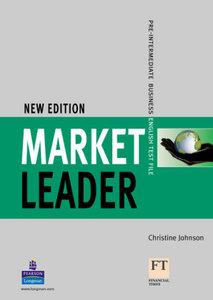 Market Leader Pre-Intermediate Test File. New edition