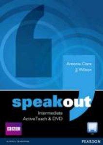 Speakout Intermediate Active Teach CD-ROM