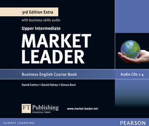 Market Leader Plus Upper Intermediate Class Audio CD