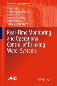 Real-time Monitoring and Operational Control of Drinking-Water S