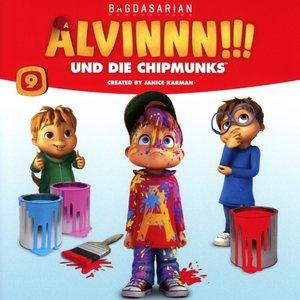 (9)Hörspiel zur TV Serie-Alvins Geheime Kräfte