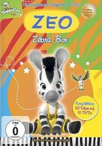 ZEO - Zebra-Box. Staffel.1, 10 DVD