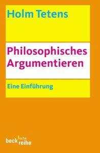 Philosophisches Argumentieren