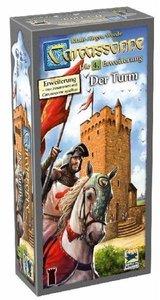 Carcassonne - Der Turm