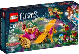 LEGO® Elves 41186 - Azari und die Flucht aus dem Kobold-Wald