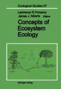 Concepts of Ecosystem Ecology
