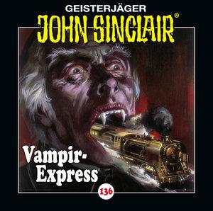 John Sinclair - Folge 136, 1 Audio-CD