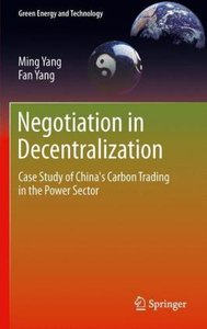 Negotiation in Decentralization