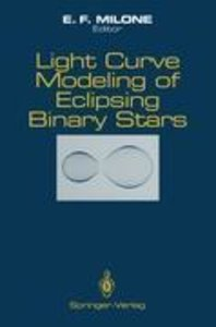Light Curve Modeling of Eclipsing Binary Stars