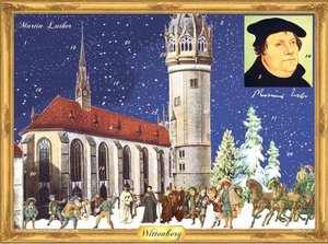"Adventskalender ""Wittenberg - Martin Luther\"""