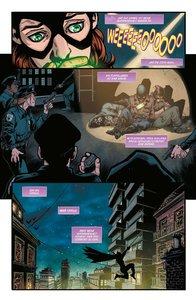 Batgirl & die Birds of Prey Megaband