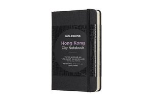 City Notebook Hong Kong schwarz