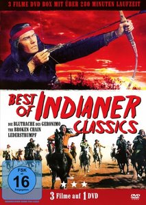 Best Of Indianer Classics (3 Filme-Edition)