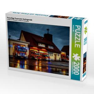 Freiwillige Feuerwehr Harlingerode 2000 Teile Puzzle quer