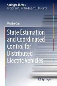State Estimation and Coordinated Traction Control for Distribute
