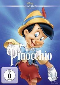 Pinocchio, DVD