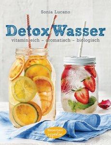 Detox Wasser (zum Kuren, Abnehmen und Wohlfühlen)