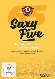 Dynamo Dresden - Saxy five - 65 Jahre