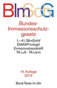 Bundes-Immissionsschutzgesetz