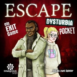 ESCAPE Dysturbia Pocket