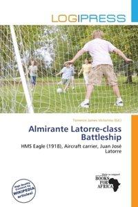 ALMIRANTE LATORRE-CLASS BATTLE