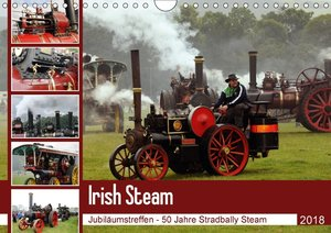 Irish Steam - 50. Dampftreffen in Stradbally