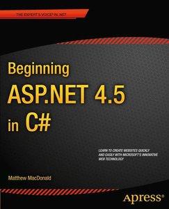Beginning ASP.NET 4.5 in CSharp