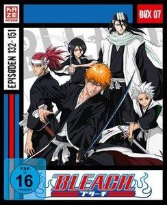 Bleach TV Serie -Box 7 (Episoden 132-151)