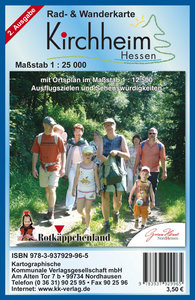 Kirchheim / Maßstab 1 : 25 000