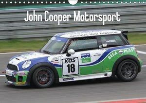 John Cooper Motorsport (Wandkalender 2016 DIN A4 quer)
