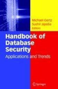 Handbook of Database Security