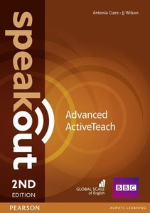 Speakout Advanced. Active Teach. CD-ROM