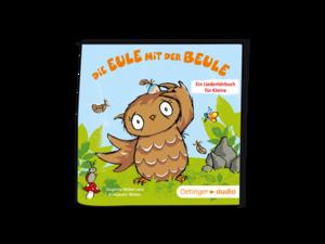 01-0098 Tonie-Die Eule mit der Beule - Die Eule mit der Beule