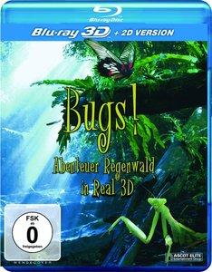 BUGS! Abenteuer Regenwald-Real 3D-Blu-ray Disc