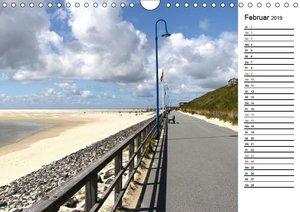 Nordsee - Urlaubsfeeling pur (Wandkalender 2019 DIN A4 quer)