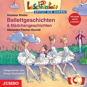 LesePiraten Ballettgeschichten & Mädchengeschichten