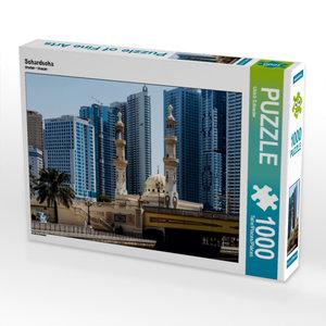 Schardscha 1000 Teile Puzzle quer