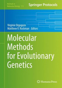 Molecular Methods for Evolutionary Genetics