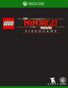 The LEGO Ninjago Movie Videogame, 1 XBox One-Blu-ray Disc