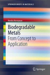 Biodegradable Metals
