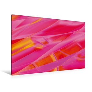 Premium Textil-Leinwand 120 cm x 80 cm quer Grell