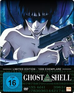 Ghost in the Shell - Movie 1, 1 DVD