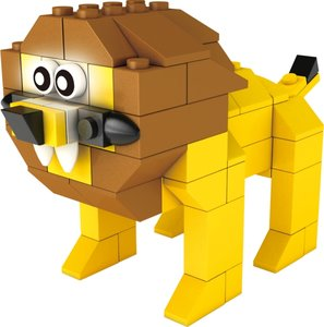 STAX HYBRID ANIMALS - Roaring Lion