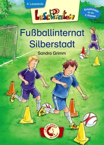 Lesepiraten - Fußballinternat Silberstadt