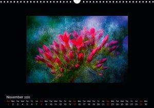 Mystic Garden (Wall Calendar 2020 DIN A3 Landscape)