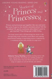 Princes and Princesses. Book + CD