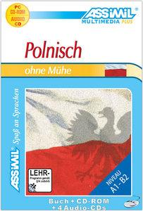 Assimil. Polnisch ohne Mühe. Multimedia-PLUS. Lehrbuch und 4 Aud